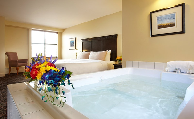 Temple Gardens Hotel & Spa - Luxury Mineral Spa Suite